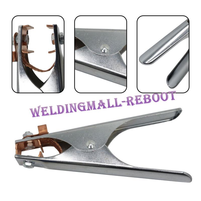 300A Welding Earth Ground Clamp MIG TIG E-HAND Welder Cutter Clip Copper Alloy