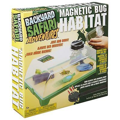 Alex Brands Backyard Safari Magnetic Bug Habitat