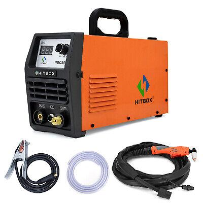 Hitbox Plasma Cutter Cutting Machine Cutting Carbon Steel Aluminum Cutter 220v