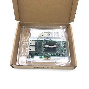 Dual Port PCI-EX1 OEM Intel 82575EB E1G42ET/EF/E1G44ET Gigabit Server Adapter