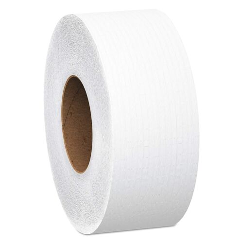 Scott Essential Jumbo Roll JR. Commercial Toilet Paper (67805), 100% Recycled