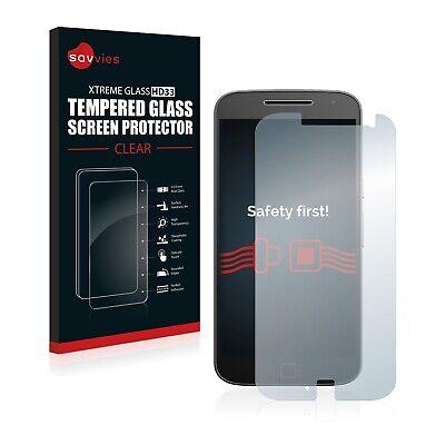 Protector Pantalla para Motorola Moto G4 Plus Cristal Templado Pelicula Vidrio