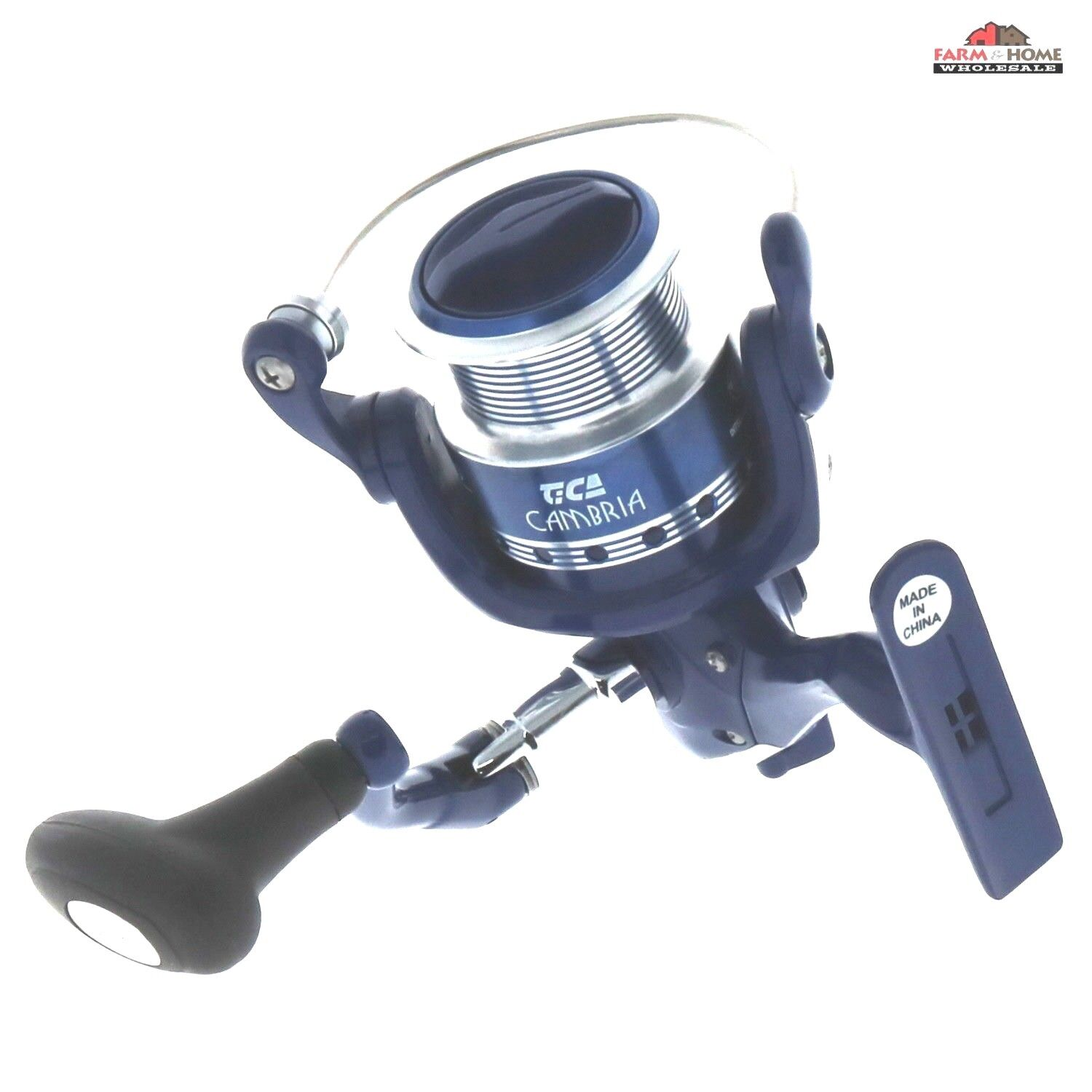 Tica Cambria Fishing Spinning Reel ~ New
