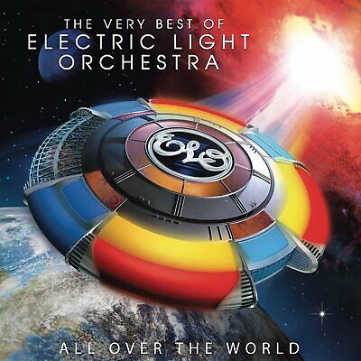 The Very Best Of Electric Light Orchestra ALL OVER THE WORLD Vinyl 2 LP NEW