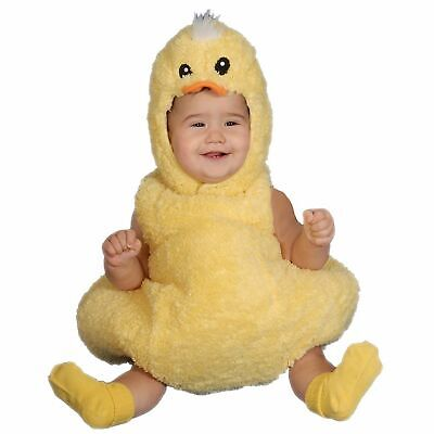 Cute Little Baby Duck Animal Infant Toddler Costume - Duck Baby Costume