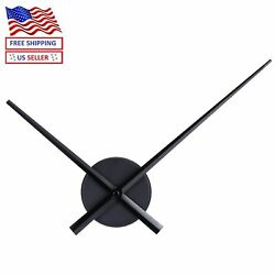 3D Large Wall Clock Hands Mechanism Long Hands Modern DIY Home Art Decor Kit NEW