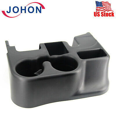 New Black Cup Holder for  Dodge Ram 1500 2500 3500 Agates 1999-2001 SS281AZAA