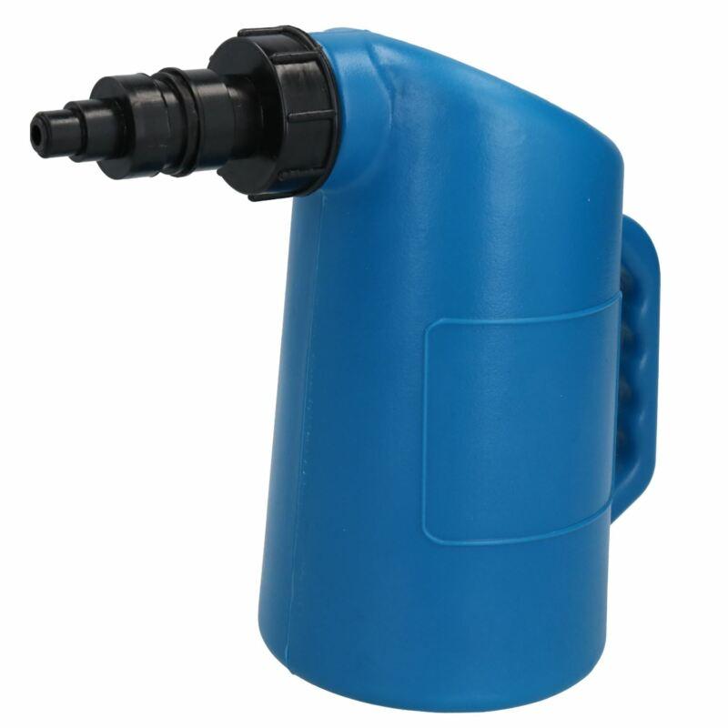 Battery Fluid Transfer Filler Pourer Jug Push Release Spout 2 Litres Capacity