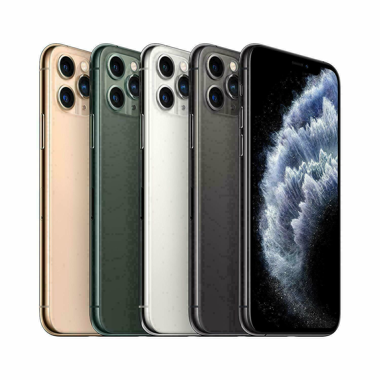 Apple iPhone 11 PRO - 512GB - Nachtgrün / Spacegrau / Gold / Silber sow vorrätig
