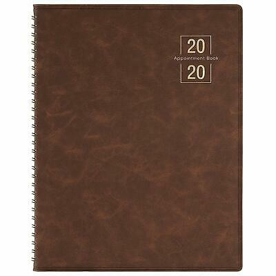 """2020 Weekly Appointment Book/Planner-53 Weeks Daily Planner Organizer8.5״x10.85"""""""