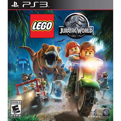 LEGO Jurassic World PS3 [Brand New]