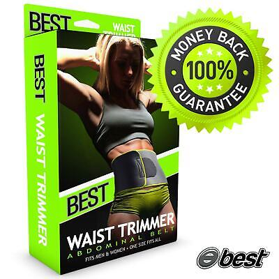 Belt Tummy Tuck Belly Burner Miracle Slimming System Weight Loss As Seen On TV