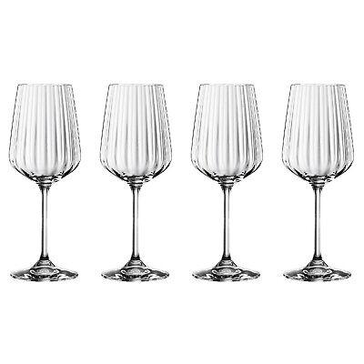 Spiegelau LifeStyle Weißweinglas 440ml, klar (4er Pack)