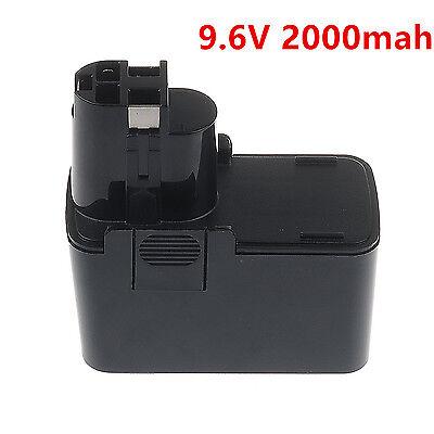 Ersatz Akku 9,6V 2000mAh für Bosch Bosch 2 607 335 035 607 335 037 BAT001 ()