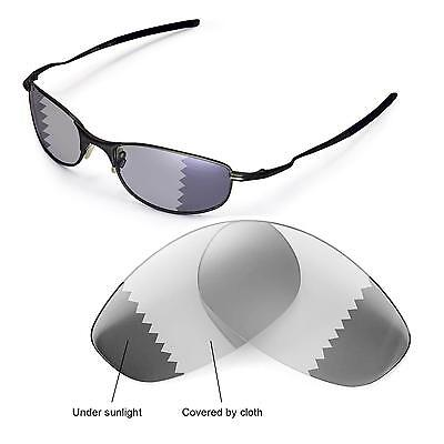 7e8c292cef WL Polarized Transition Photochromic Replacement Lenses For Oakley Tightrope