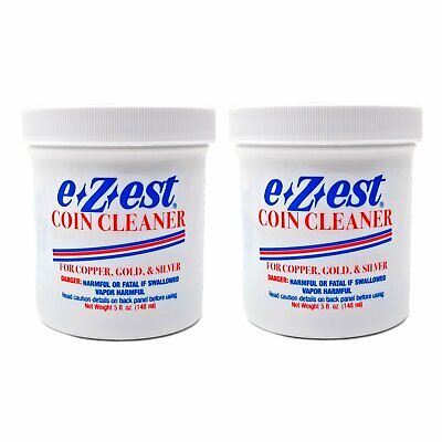 e-Z-est eZest Easy Coin Cleaner Copper Gold Silver Jewelry 5