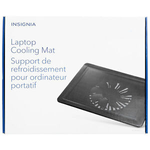 Insignia Laptop Cooling Mat brand new never used