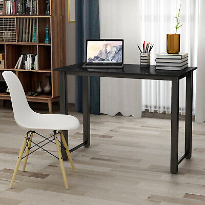 Home Office Furniture Desk Computer Desk Pc Laptop Table Wood Workstation Study
