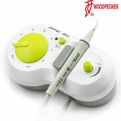 Original Woodpecker Dental Surgery Dte D1 Ultrasonic Scaler Handpiece 110v Green