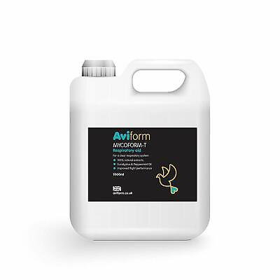 1000mls Mycoform T Aviform Racing Pigeon Respiratory (Best Before 02/2021)