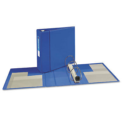 Avery Heavy-duty Binder With One Touch Ezd Rings 11 X 8 12 4 Capacity Blue
