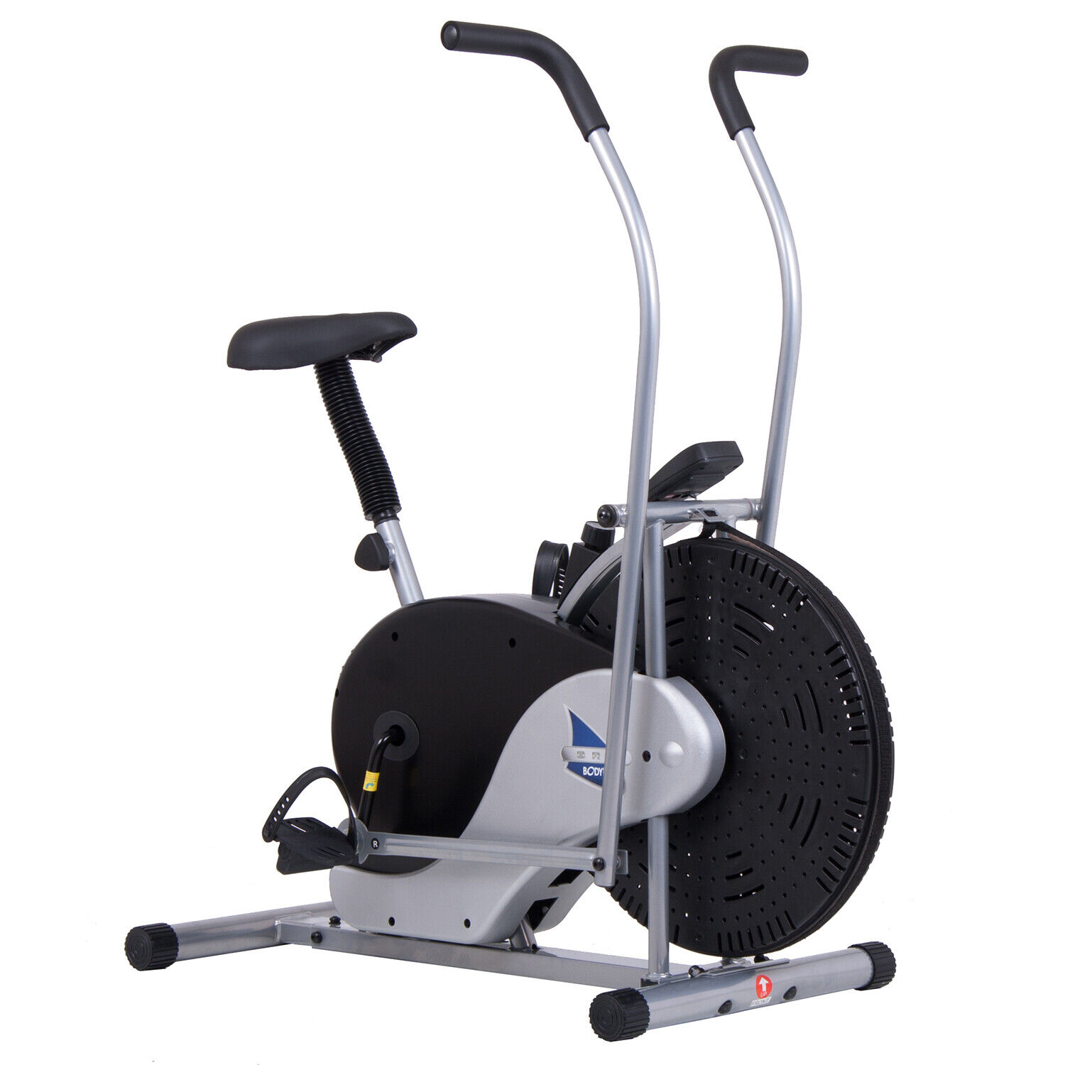Upright Fan Recumbent Exercise Bike Seat Workout Equipment A