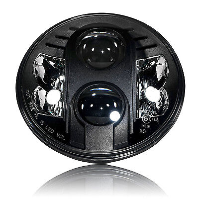 DOT APPROVED PREMIUM LED HEADLIGHT CONVERSION JEEP JK 2011 2012 2013 2014 2015