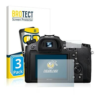 6x Displayschutzfolie Nikon Coolpix P1000 Schutzfolie Klar Folie Displayfolie