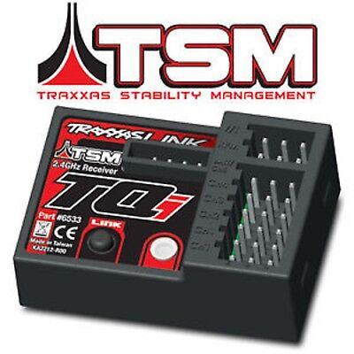 Traxxas 6533 2.4GHz 4-Channel TSM Stability Management Receiver
