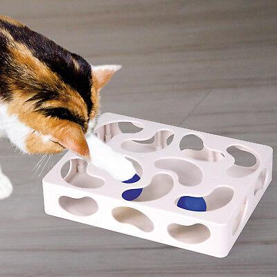 Edupet Activity Box für Katzen kleine Hunde Futter Spiel NEU OVP Slowfeeder Spielzeug-boxen Für Hunde