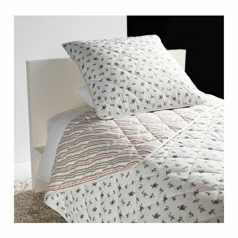 "New IKEA Emmie Blom Twin 110x71"" Bedspread&1 Cushion Cover 2"