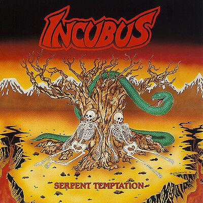 Incubus   Opprobrium  Serpent Temptation   Reissue   Digipak