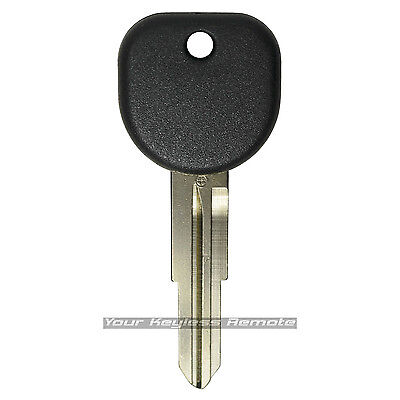 New Circle Plus Key Transponder Chip Ignition Uncut Blade Blank For Gm 7011685