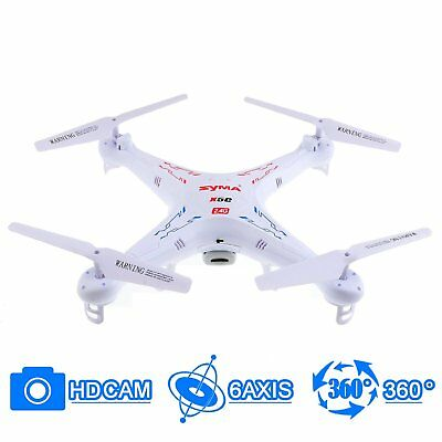 Syma X5C-1 RC Quadcopter Explorers Drone 2.4Ghz 4CH  6-Axis Gyro with HD Camera