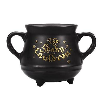 Harry Potter 3D Kesseltasse The Leaky Cauldron - Hexenkessel Zauberkessel Tasse (Harry Potter Hexen)