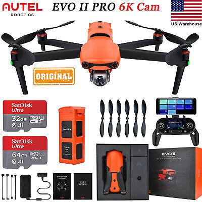 Autel Robotics EVO 2 PRO 6K UHD Camera Video Drone 7100mA Better DJI Mavic 2 Pro