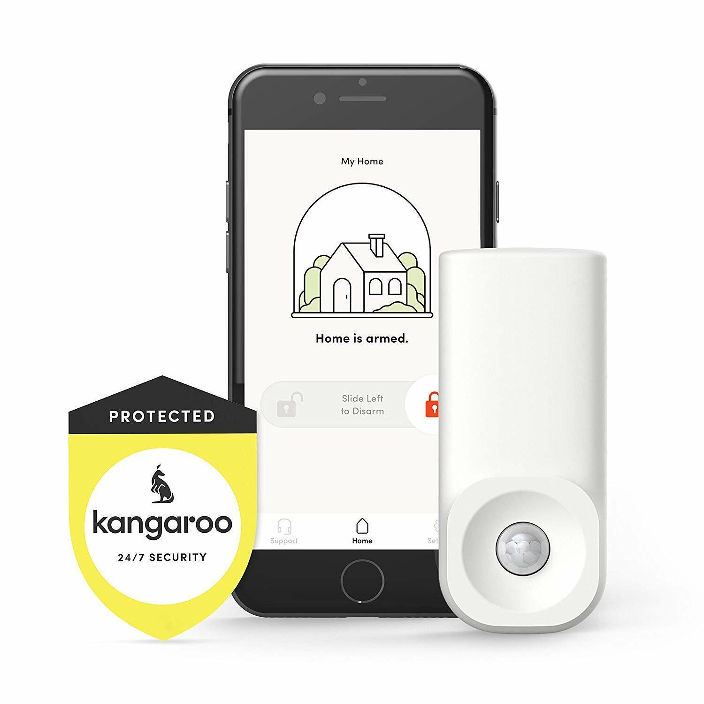 Kangaroo Home Security Motion Sensor  WiFi Motion Detector 1