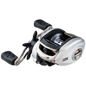 NEW Abu Garcia Silver Max 3 Right Hand Baitcast Fishing Reel SMAX3