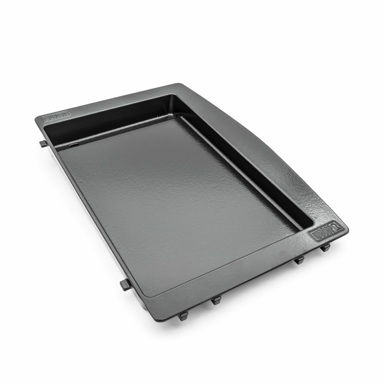 Weber Grillplatte für Genesis II 400/600-Serie, aus Gusseisen emailliert (7650)