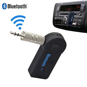 Wireless-Bluetooth-Handsfree-Car-Kit-Music-Receiver-Adapter-For-iPhone-Samsung