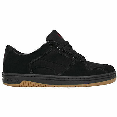 Etnies Skateboard Shoe Senix Low Black/Black/Gum