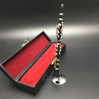 1/6 Musical Instrument Clarinet Model For 12