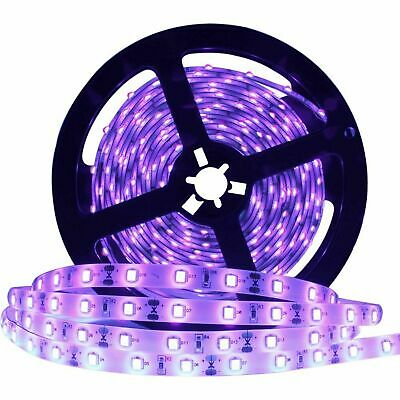 5M 10M 20M UV Schwarzlicht LED Streifen Strip - Lila Led Halloween Lichter