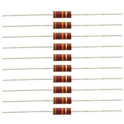 12 Watt Carbon Comp Resistors - 36k Ohm 10 Pack