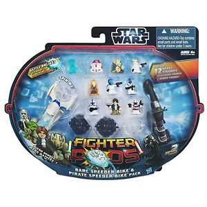STAR WARS Fighter Pods - Mini Figures & Playsets - Assorted Items - NEW