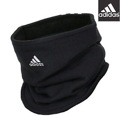 Adidas Black Neck Warmer, W67131 Gaiter Tube Fleece Free Size Tracking Number