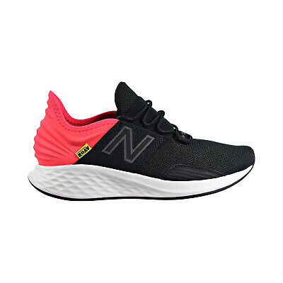 New Balance Fresh Foam Roav Men's Shoes Black-Energy Red-Magnet MROAVLE