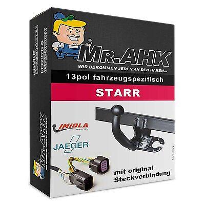 AHK und ES Elektrosatz Anhängerkupplung WESTFALIA starr VW T5