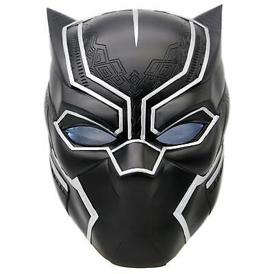 Masks For A Masquerade (Xcoser Black Panther Mask Helmet Props for Adult Halloween Costume)
