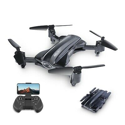 Heiliway HQ912 Foldable Drone with HD Video Camera 1080p GPS 5G RC Quadcopter